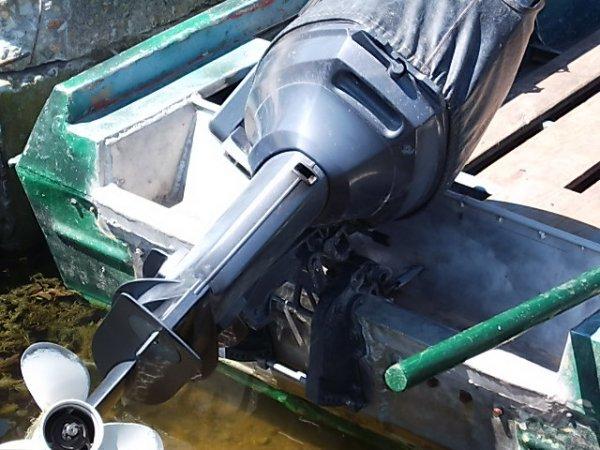 прокат лодок с мотором санкт